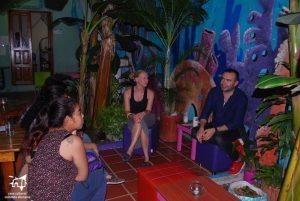 Conversatorio con Simón Cabezas