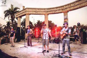 Concierto de JAMARAM en Parque Apolo
