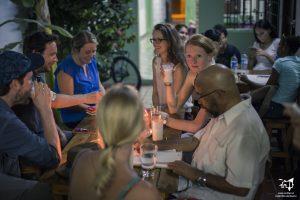 Intercambio de poetas colombianos y alemanes - Junio 2017