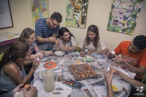 Projekttag - Día de didáctica activa