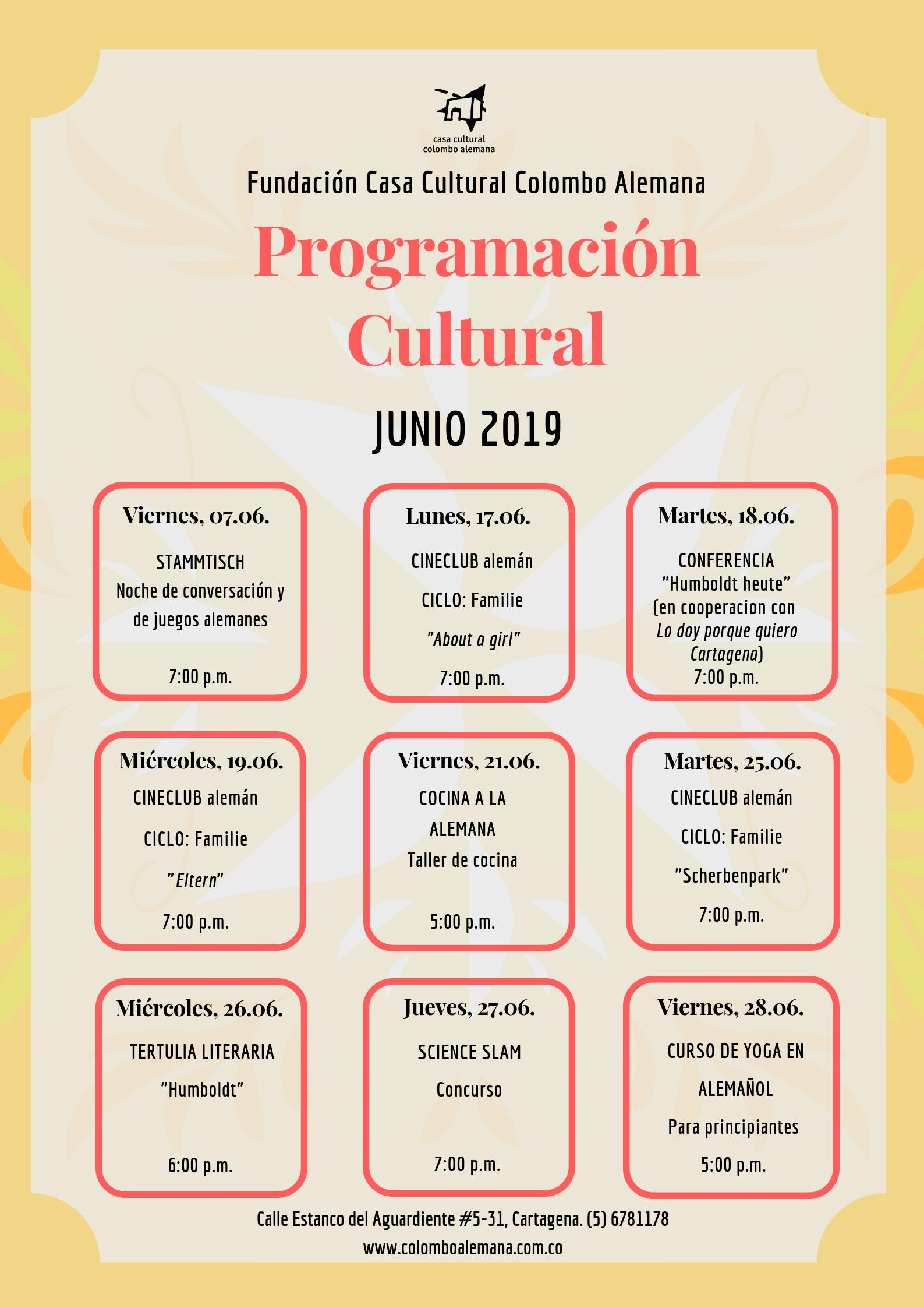 06_Programación Cultural Juni 2019