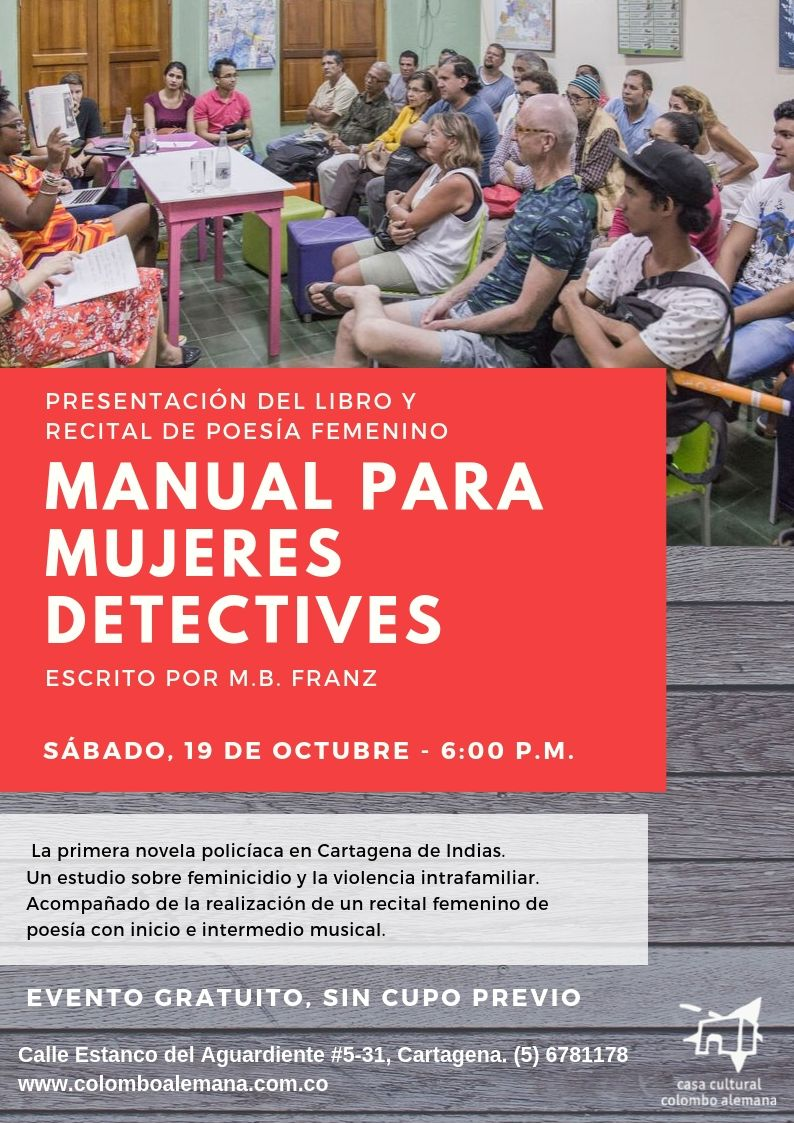 MANUAL PARA MUJERES DETECTIVES