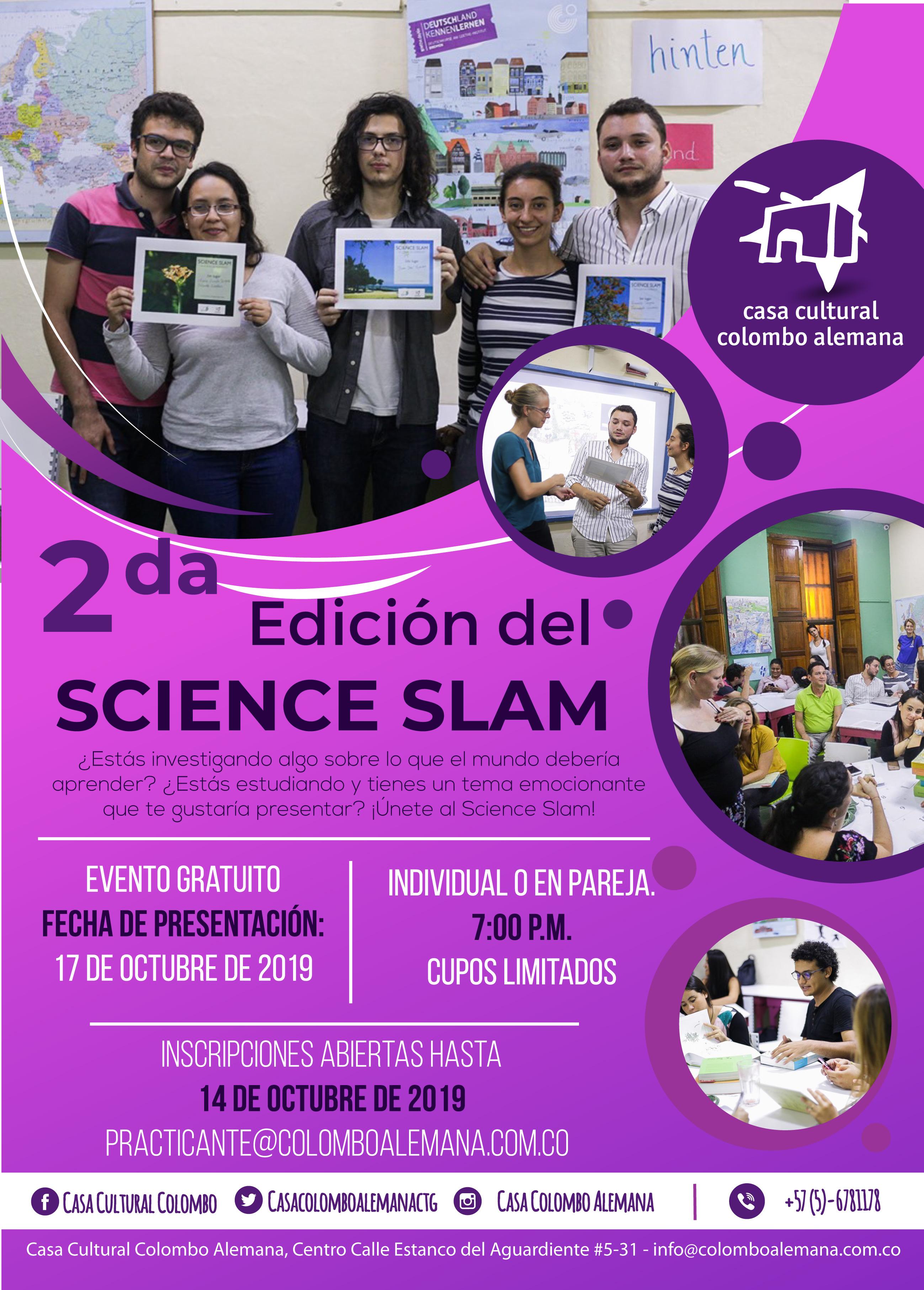 Science Slam 2