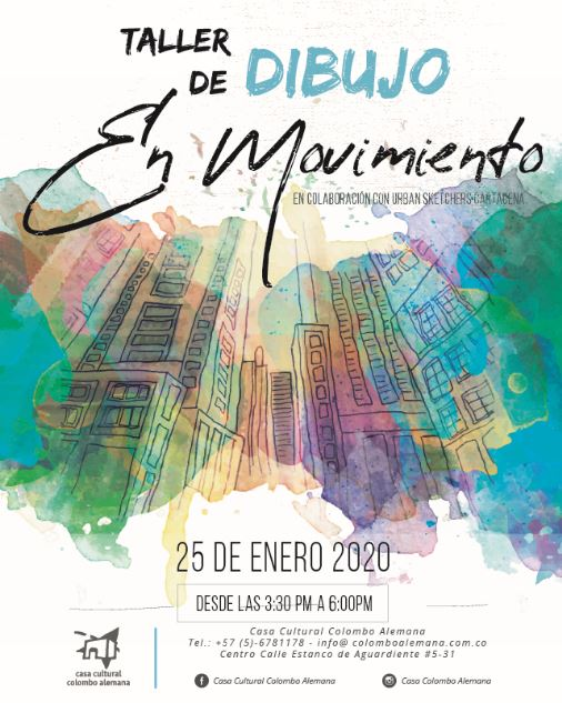 UrbanSketchers_Enero 2020