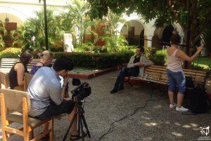 Cartagena Festival Internacional de Música - entrevista con Martin Stadtfeld