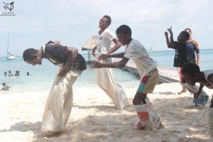 Isla Grande - Día de deporte