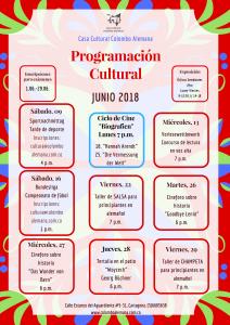 06_Programa cultural_Junio 2018