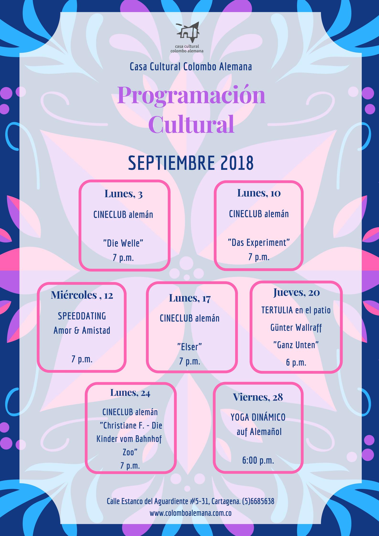 09_Programación Cultural Septiembre 2018 (1)