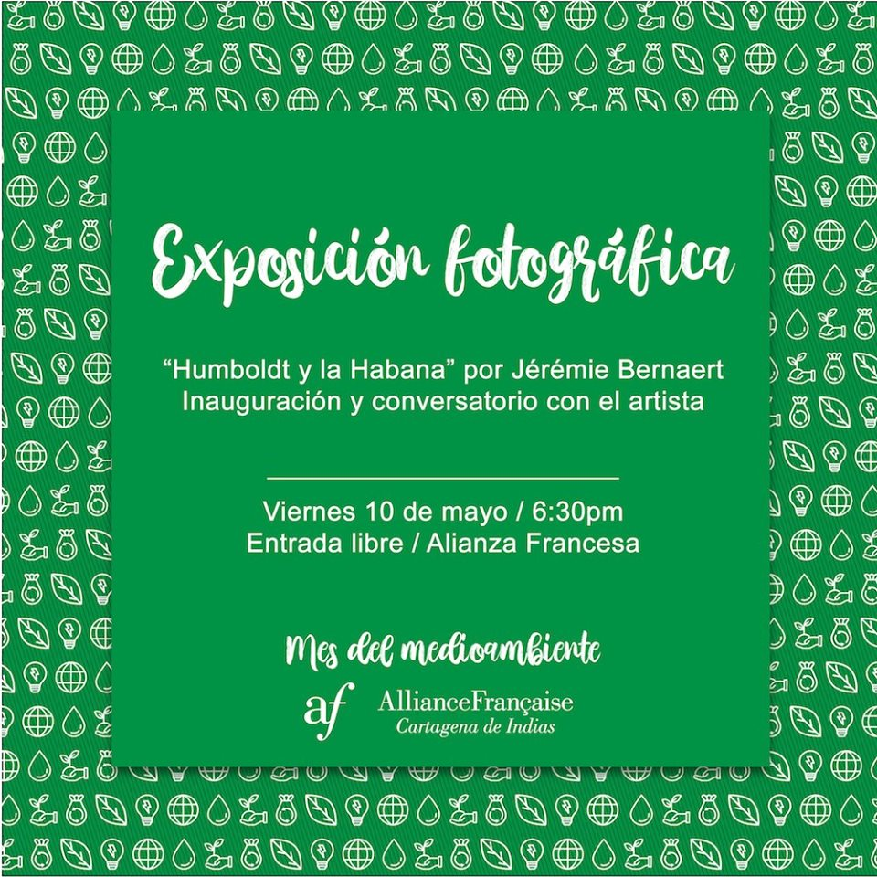 Conversatorio expo Alianza Francesa