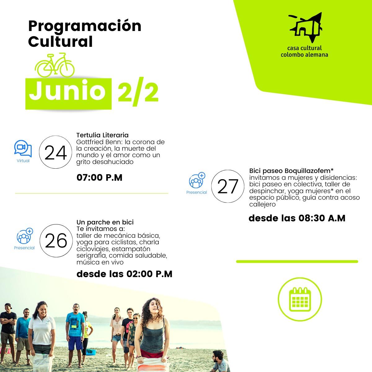 programacion junio 2